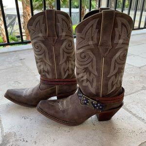 "Durango 12"" Western Cowboy Boots"